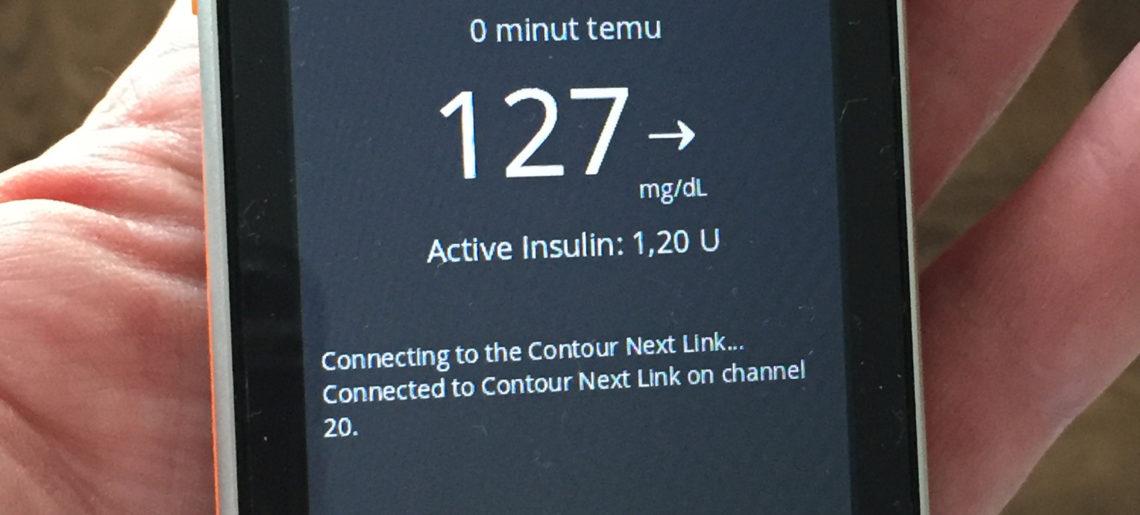 Pierwszy na świecie MiniMed 640G All In One Uploader w testach
