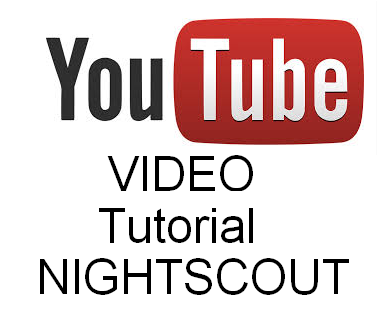 Video tutorial – uruchomienie NIGHTSCOUT